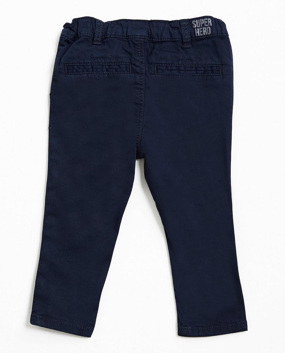 Hosen - Aqua - Nachtblauwe broek